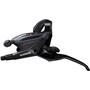 Shimano EF505/MT200 Scheibenbremse Vorderrad B01S Resin 2-fach black