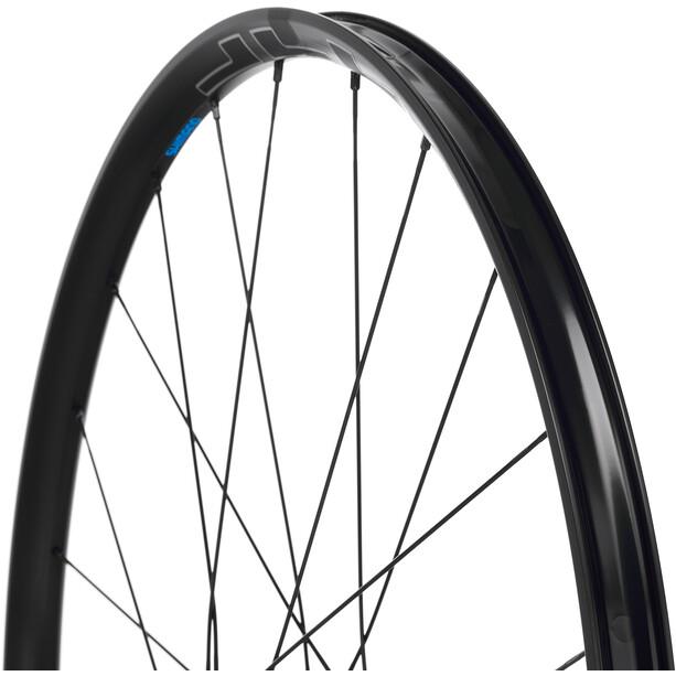 """Shimano WH-MT601 Vorderrad 29"""" CL-Disc E-Thru 15mm 100mm schwarz"""