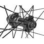 Shimano Road WH-RS370-TL Laufradsatz CL Steckachse 12mm 100mm/142mm Disc Brake Tubeless black