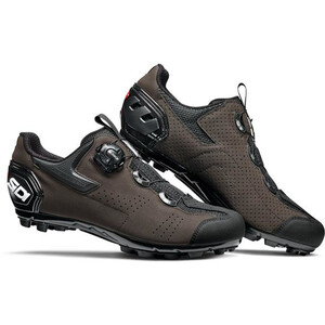 Sidi MTB Gravel Shoes メンズブラック/ブラウン