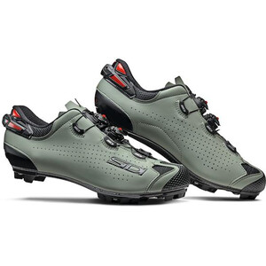 Sidi MTB Tiger 2 Shoes メンズブラック/セージ/グリーン