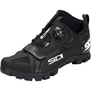 Sidi MTB Defender Shoes Men black/black black/black