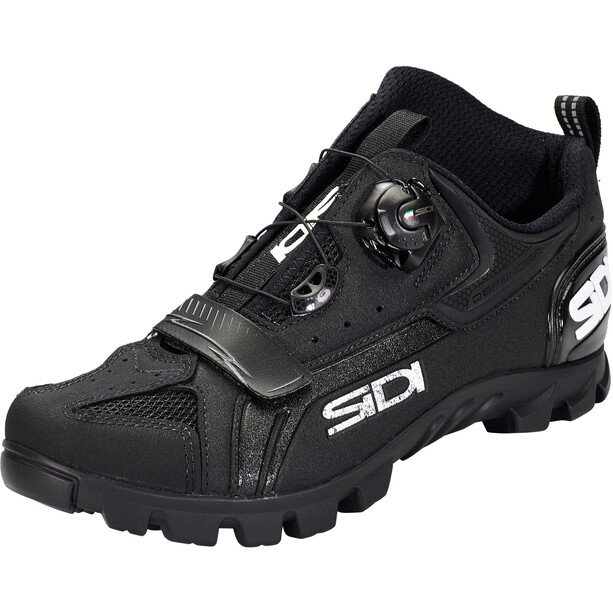 Sidi MTB Defender Shoes Men svart