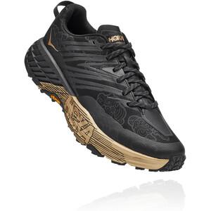 Hoka One One Speedgoat 4 CNY Shoes, amarillo/negro amarillo/negro