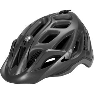 KED Trailon Helm schwarz schwarz