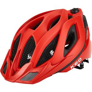 KED Spiri Two Helm fiery red matt fiery red matt