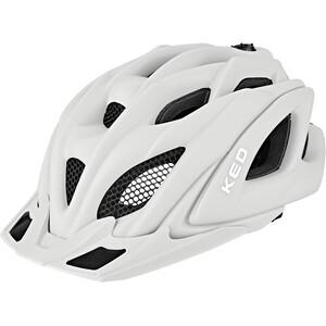 KED Neo Visor Helmet, blanc blanc