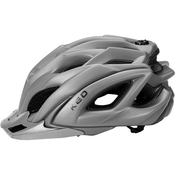 KED Neo Visor Helmet, gris