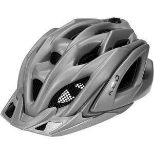 KED Neo Visor Helmet, gris gris
