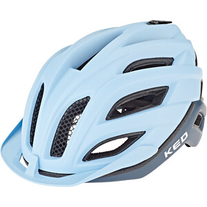 KED Champion Visor Helm blau blau