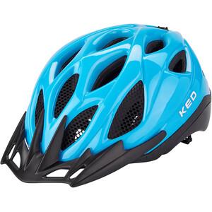 KED Tronus Helm blau/schwarz blau/schwarz