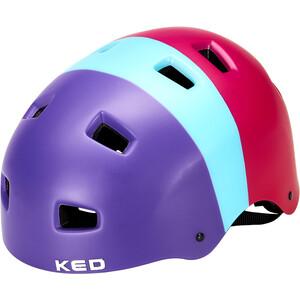 KED 5Forty Hjälm Barn violett/pink violett/pink