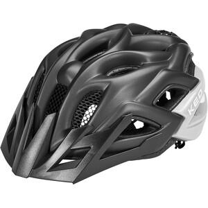KED Status Helmet Kids, noir/gris noir/gris