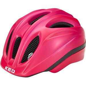 KED Meggy II Helm Kinder pink matt pink matt