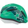 KED Meggy II Helm Kinder green stars