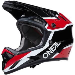 O'Neal Backflip Helm schwarz/rot schwarz/rot