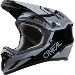 O'Neal Backflip Hjälm svart/grå svart/grå