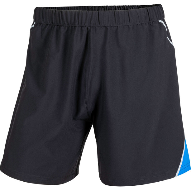 UYN Alpha Laufshorts Herren black/blue/silver