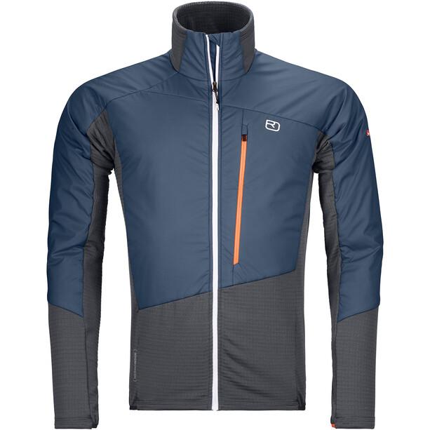 Ortovox Westalpen Hybrid Jacket Men Blå