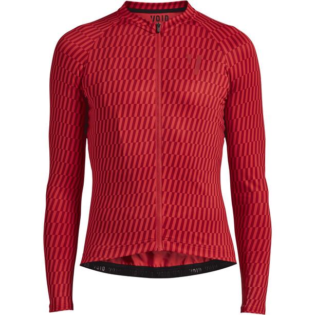 VOID LS Jersey Men red