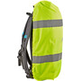 Red Cycling Products Reflective Backpack Cover, jaune