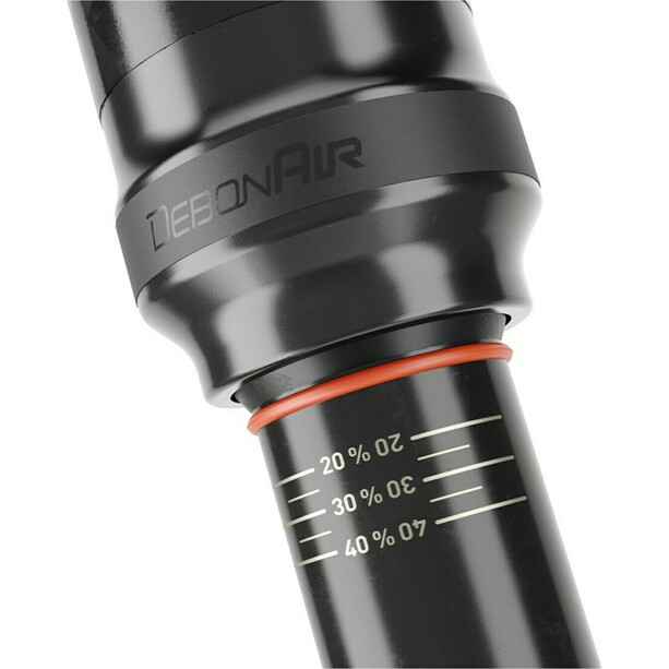 RockShox Deluxe Ultimate RCT Rear Shock 380lb Lockout Standard/Standard 190x42,5mm