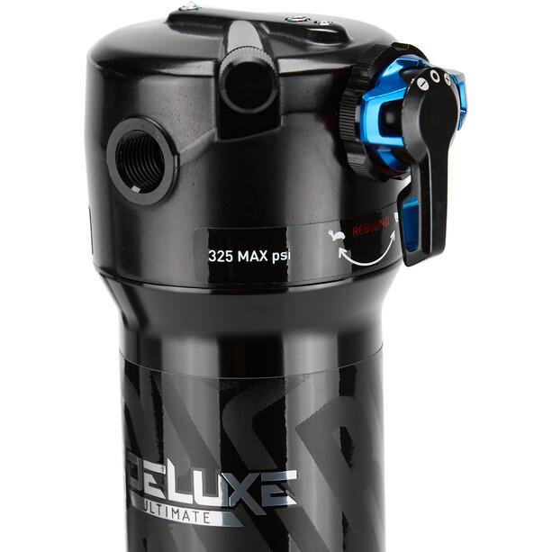 RockShox Deluxe Ultimate RCT Dämpfer 380lb Lockout Trunnion/Standard 165x45mm