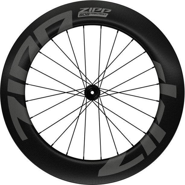 """Zipp 808 Firecrest Rear Wheel 28"""" Disc CL Tubeless XDR 82mm"""