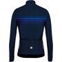 Santini Mare Design Langarm Trikot Herren nautica blue