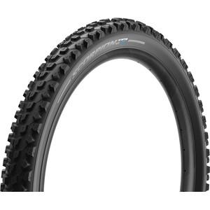 """Pirelli Scorpion E-MTB S Foldedæk 27,5x2,60 """", sort sort"""