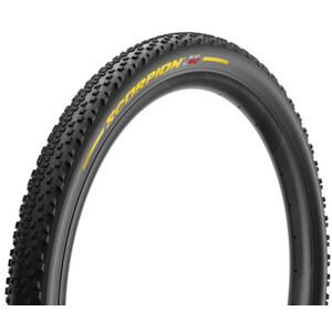 "Pirelli Scorpion XC RC Lite Folding Tyre 29x2.20"", noir/jaune noir/jaune"