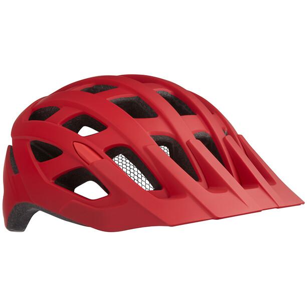 Lazer Roller Helm mit Insektenschutznetz rot