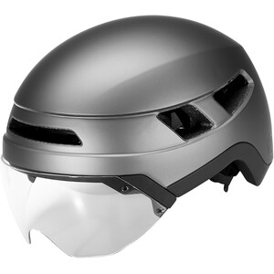 Lazer Urbanize NTA Hjelm med LED, grå grå