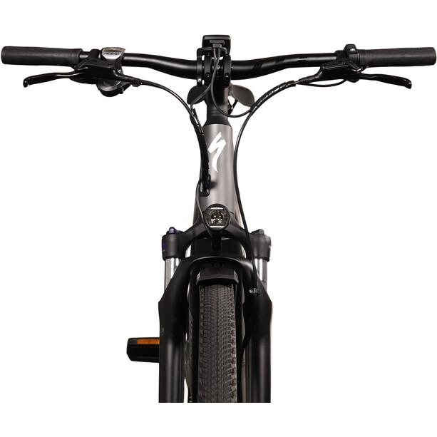 Lupine SL SF Nano Classic E-Bike Scheinwerfer mit Halter zur Montage an der Gabel