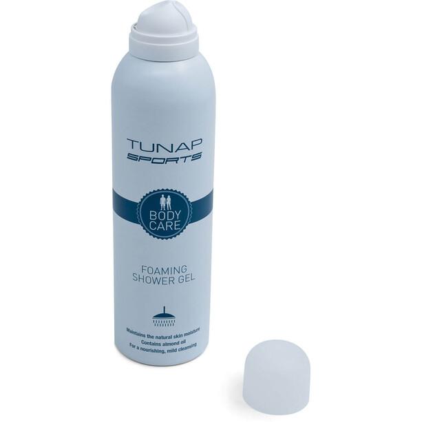 Tunap Skummende shower gel 200 ml, junipers