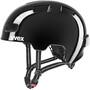 UVEX City 4 Mini Me Helm Kinder black/white