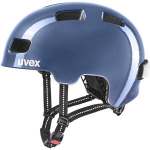UVEX City 4 Mini Me Helm Kinder midnight/berry midnight/berry
