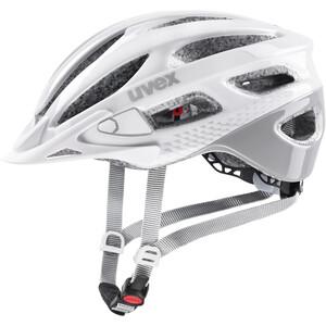 UVEX True Helm weiß/grau weiß/grau