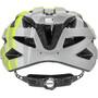 UVEX Air Wing CC Helmet Kids, gris/vert