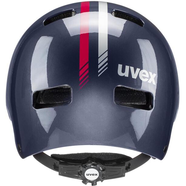 UVEX Kid 3 Cykelhjelm Børn, grå
