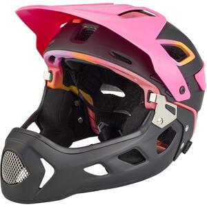 UVEX Jakkyl HDE 2.0 Helm schwarz/pink schwarz/pink