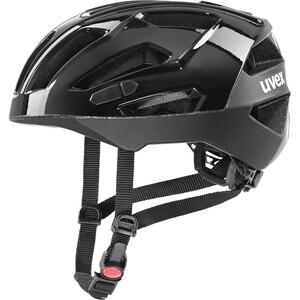 UVEX Gravel-X Helm schwarz schwarz
