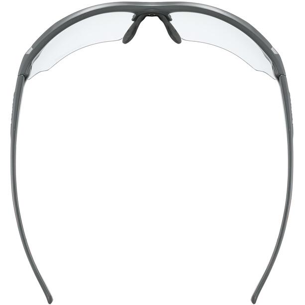 UVEX Sportstyle 802 V Glasses, gris
