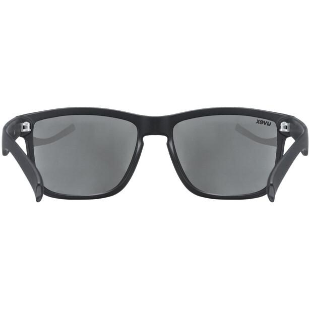 UVEX LGL 39 Brille schwarz/silber