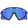 UVEX Sportstyle 228 Brille schwarz/blau