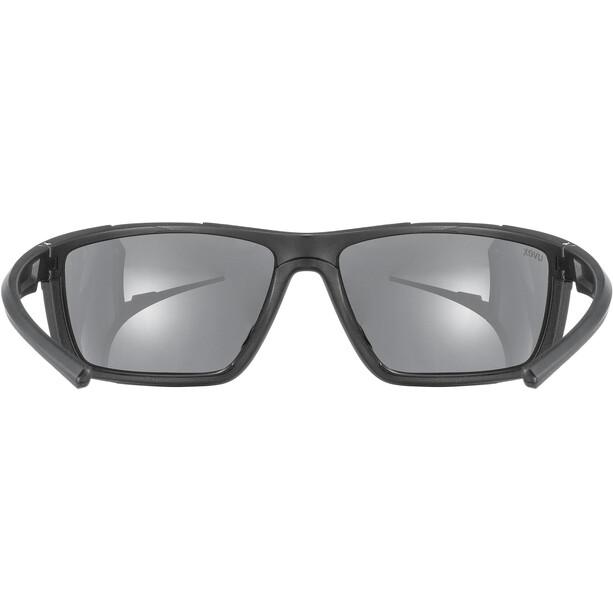 UVEX Sportstyle 310 Aurinkolasit, musta/hopea