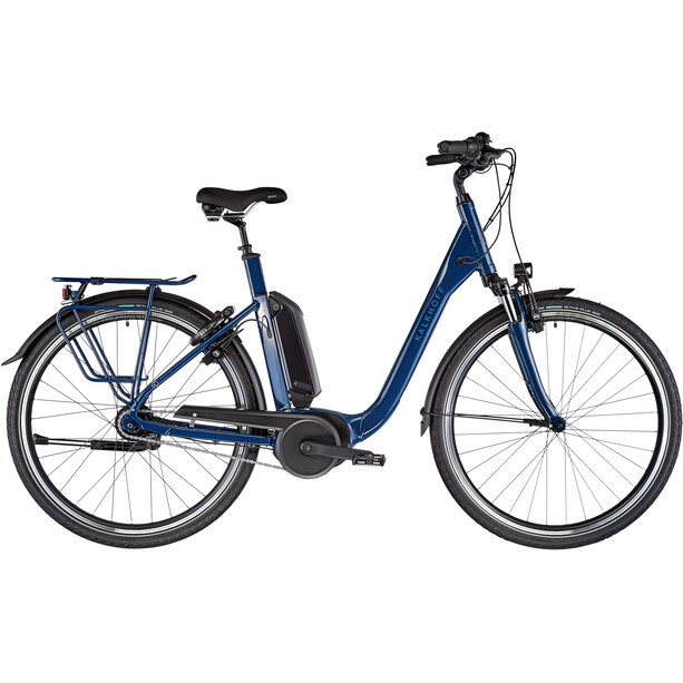 Kalkhoff Agattu 1.B XXL Comfort Freewheel, bleu