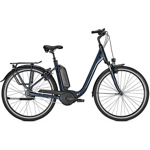 Kalkhoff Agattu 1.B XXL Comfort Freewheel deep sky blue glossy