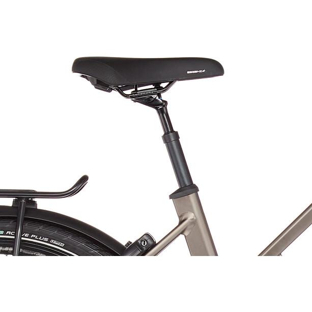 Kalkhoff Image 5.B Move+ Trapes frihjul Grå