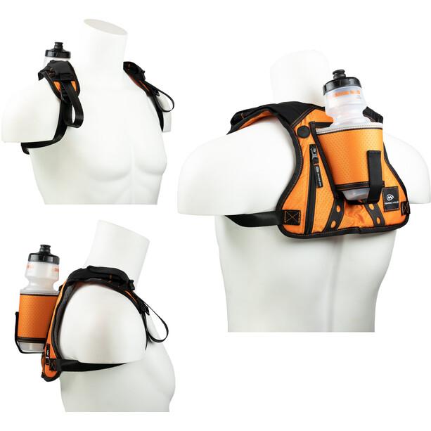 Orange Mud Hydra Quiver Rucksack mit Trinksystem Single orange